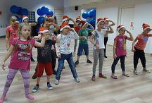 Zumba Kids- zajęcia mikołajkowe i karnawałowe