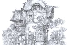 Draw houses