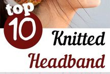 knited headband