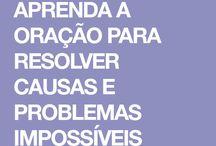 Oração para problemas impossíveis