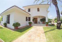 VILLAS DE LUJO / Si quieres vivir en la mejor zona de Europa,España,Andalucía,vente a la Costa del Sol de Malaga