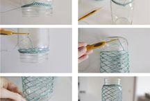 Ruthenburg-glas / bildvorlagen glas