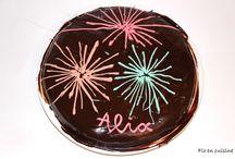 Décor de gâteau