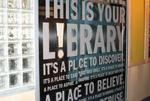 Great Library Signage