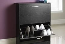 Shoe Storage Cabinet Wooden Chaussures 2 Drawer Footwear Stand Rack Shoe Cabinet #shoestorage