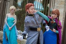 *~Frozen Cosplays~*