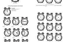 French - Vocab (Time) / by Jenn Campanella