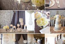 Silver & Crystal Wedding