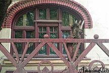 Windows of Cotroceni