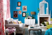 Ways to add pink! / by Jacqueline Puff