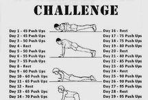 Kayne's Workout Plan