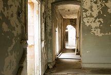 staré opustené vily