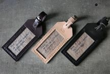 LUGGAGE TAGS & LABELS