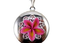 Plumeria Jewelry / All things plumerias. Pics, jewelry, and more.