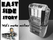 East Side Story - a 1950's Murder Mystery Party / A cool 1950s Murder Mystery for 8-15 guests, ages 14+ due to difficulty. This '50s murder mystery party game can be expanded to over 25 guests by adding additional guests to play with the football and cheerleader characters.