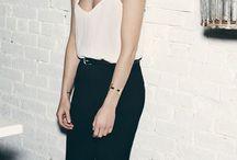Simple, beuty / Fashion