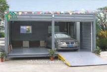 2 kontenery garaż