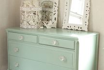 Painted Furniture! / by Dugan's Paint