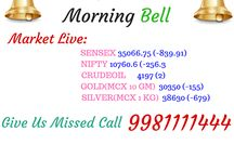 Rudra Investment Morning Bell