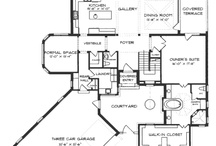 house plans / by Caryn Clausen