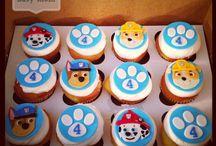 Ruby's birthday cakes