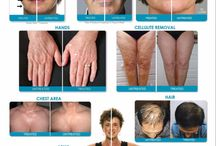 Facial Galvanic Spa Results / Genuine live pictures of before and after treatments