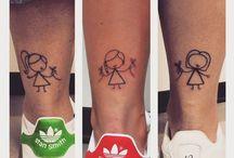 Tatuajes bff