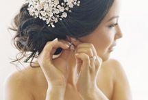 Accessoires cheveux mariage