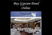 Buy Gypsum Panel Online