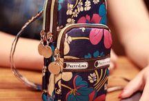 Bags that I like.