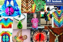 Tie-Dyed Flashbacks: Women's Apparel / Top of The Line, Hand Made Tie Dyed Clothing with a bottom shelf price. Guaranteed! / by Tie-Dyed Flashbacks