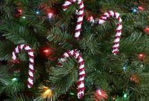 Haken voor kerstmis