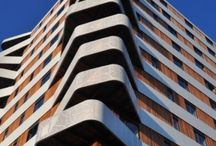Architecture - Balcony & loggias