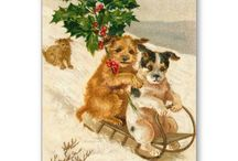 Cards-Christmas-Vintage