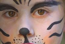 Pintura Facial / Leão
