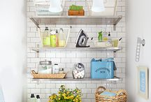Laundry room / by Michele Salus