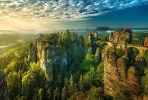 Bohemian and Saxon Switzerland National Park