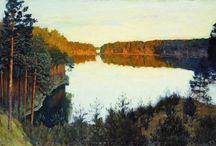 orosz festészet
