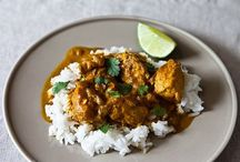 Food: Indian/Asian/Thai