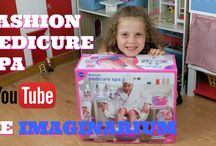 Fashion Pedicure Spa de Imaginarium / En Mama de Noa jugamos con el Fashion Pedicure Spa de Imaginarium. Nuestro segundo video como #imaginariumyoutubers