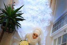 Hochzeitskleid, Schuhe, Schleier...