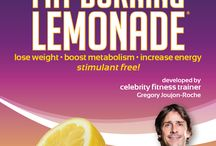 Fat Burning Lemonade / One body One Life Fat Burning Lemonade