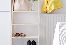 Entree/mudroom / by Linda Flens