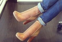 Omg, shoes / by Emily