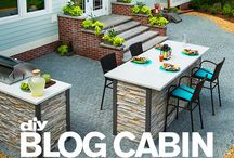 blog cabin / hgtv DIY  / by Laura Hess