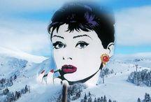 01.01.2015 pazartesi / Uludağ-Audrey Hepburn