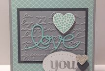 ♥ for Paper - Cards - Valentines & Love / by Hanna Bain