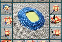 Mirror shisha embroidery
