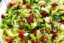 Recipes - Sides and Salads