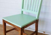 silla bicolor